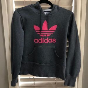 Adidas girls 10-12 hoodie great condition
